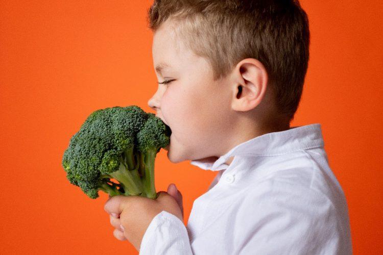 λαχανικά-παιδιά