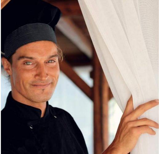 vegan chef Esco Essence