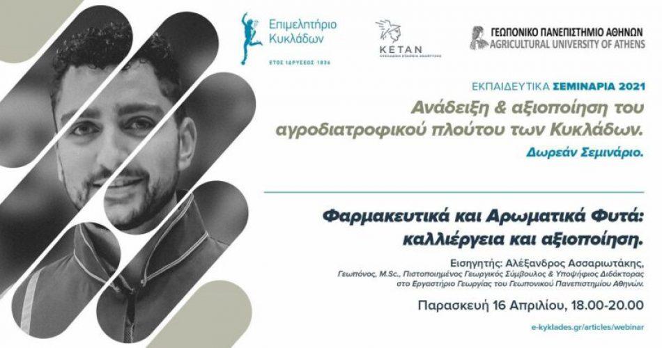 webinar_epimelitirio_aromatika_fyta_aprilios_2021-e1618214836999